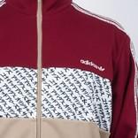 Adidas Originals x United Arrows & Sons burgundy