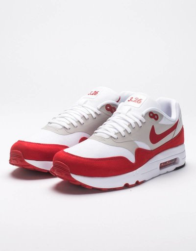 Nike Air Max 1 Ultra 2.0 LE White/University Red