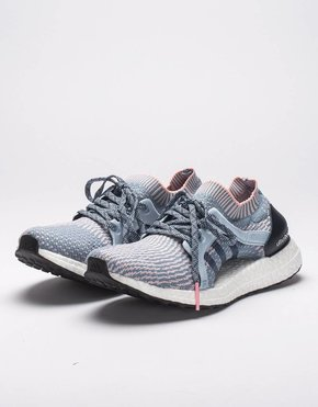 Adidas adidas Womens Ultra Boost Tactile Blue/Easy Blue/Haze Coral