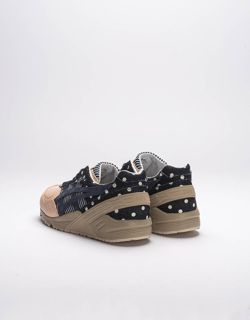 "Asics gel-sight ""japanese denim pack"" india ink"