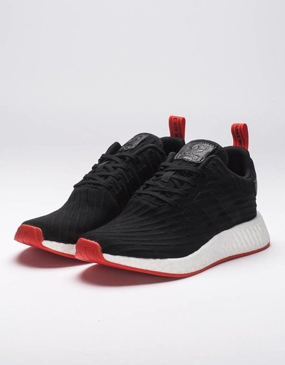 adidas NMD R2 PK Black/Red