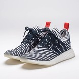 adidas NMD R2 PK Blue/White/Red