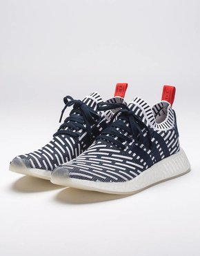 Adidas adidas NMD R2 PK Blue/White/Red
