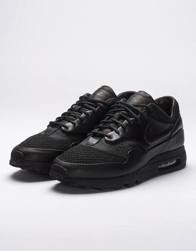 Nike air max 1 flyknit royal black/black anthracite