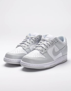 Nike Nike women's dunk low white/pure platinum