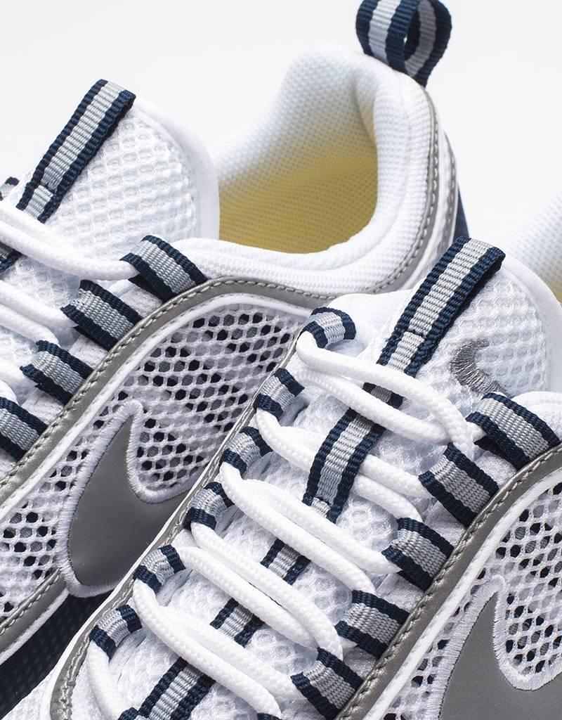 Nike air zoom spiridon white/silver light midnight