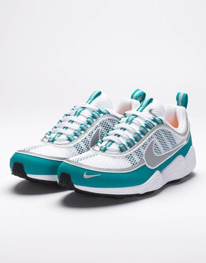 Nike Nike air zoom spiridon white/silver turbo green