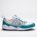 Nike air zoom spiridon white/silver turbo green