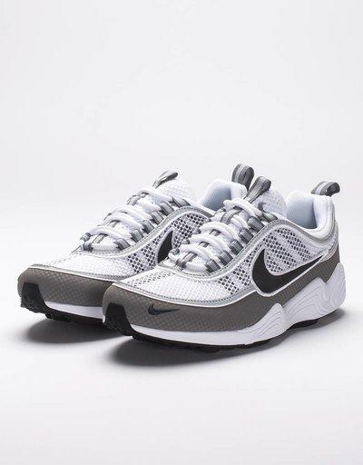NikeLab air zoom spiridon white/black light ash