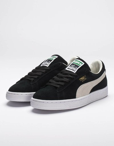 Puma Suede Super Puma Black