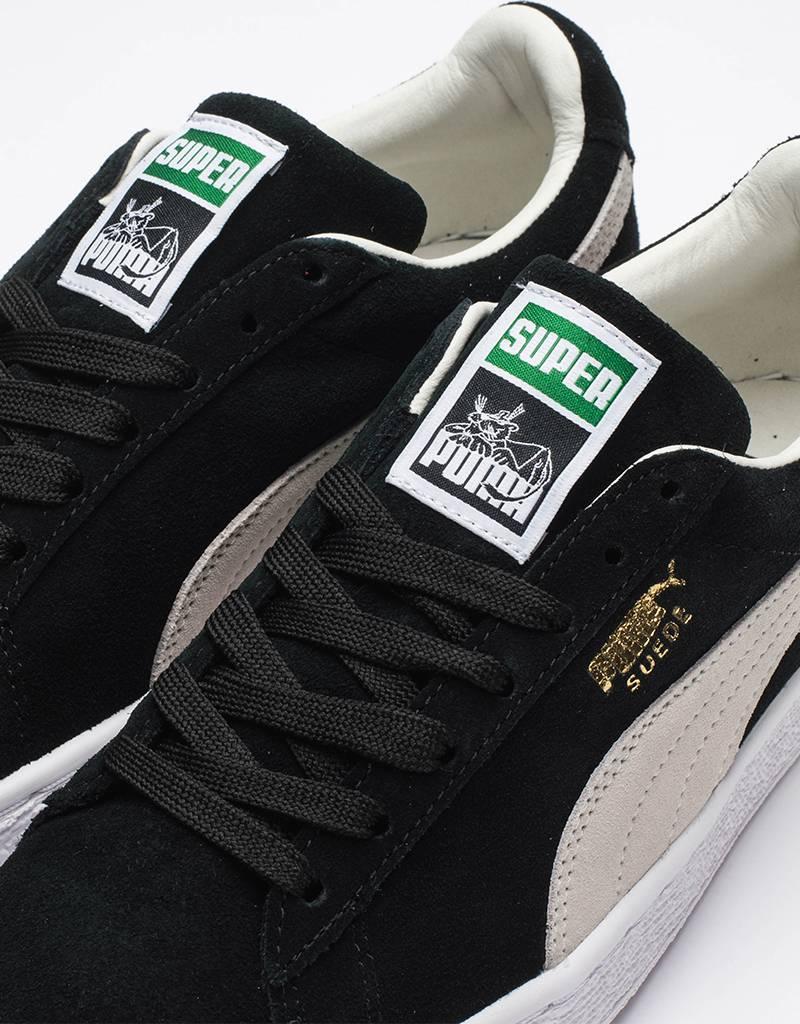 Puma Suede Super Black