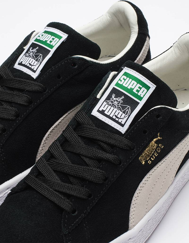 Puma Suede Super Puma Black