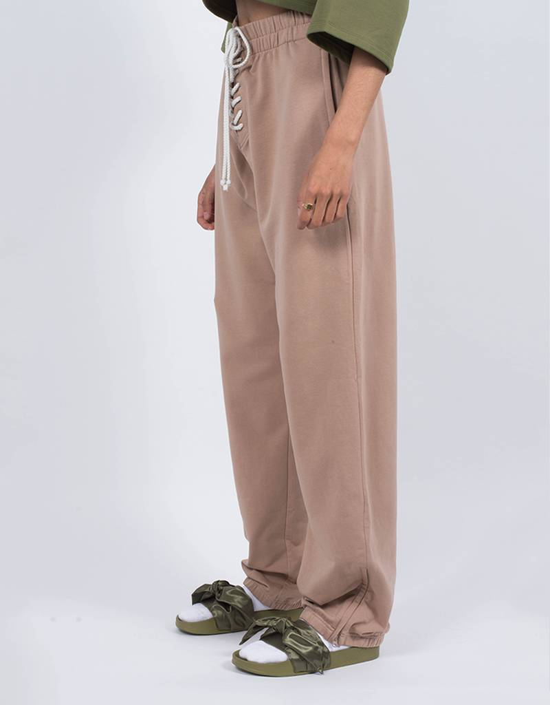 Puma Fenty Front Lacing Sweatpant Natural