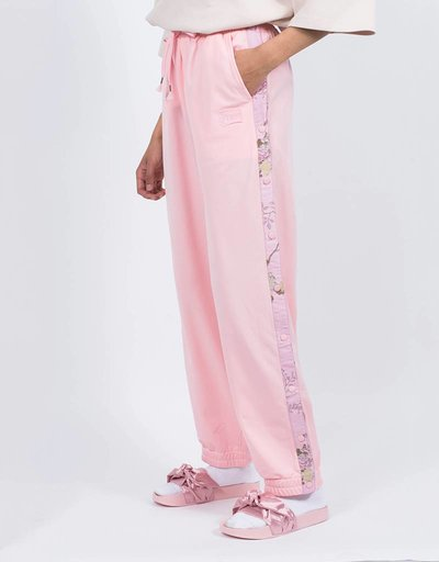Puma Fenty Tearaway Track Pants Crystal Rose