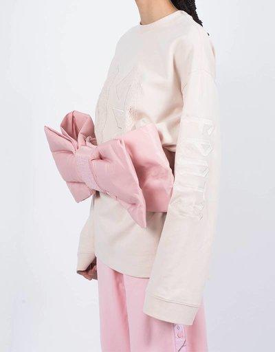 Puma Fenty Bow Crosspack Silver Pink