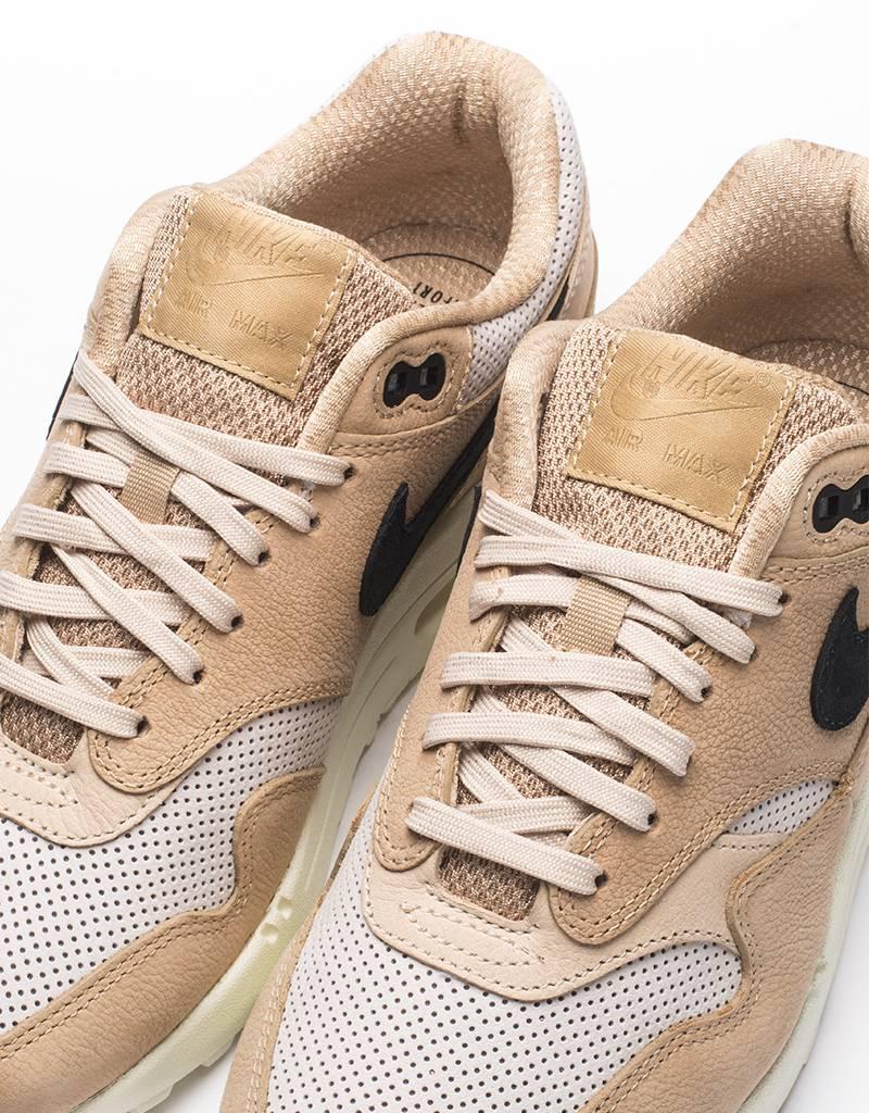 Nike women's air max 1 pinnacle mushroom/black