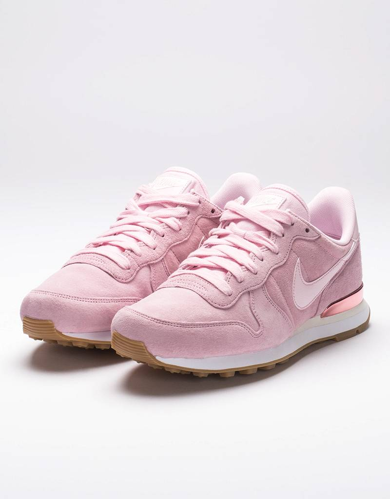 another chance factory price well known nike internationalist pink it
