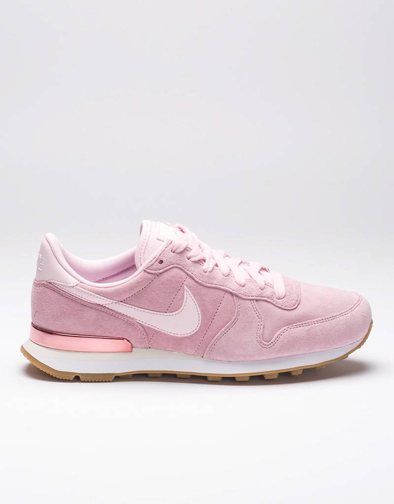 nike womens internationalist pink progress texas. Black Bedroom Furniture Sets. Home Design Ideas