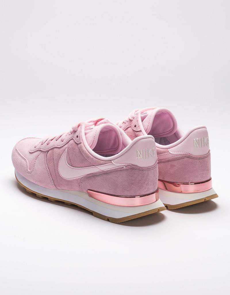 info for 9f6aa 3701b ... white  nike womens internationalist sd prism pink .