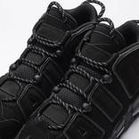 Nike Air More Uptempo black/black-black