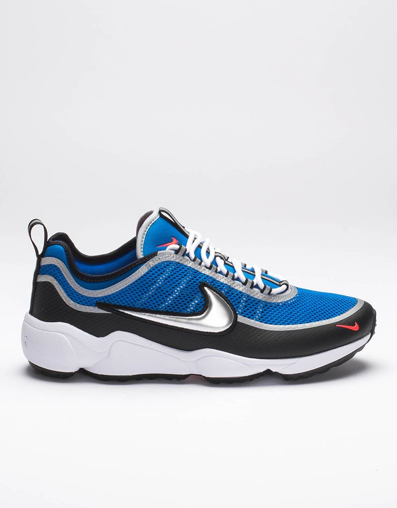 Nike air zoom spiridon regal blue/metallic silver