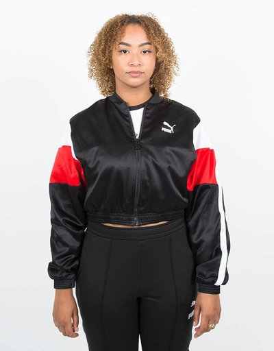 Puma Super Puma Track Jacket Black