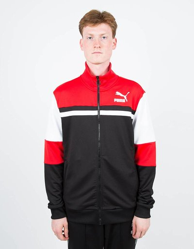 Puma Super Puma T7 Jacket Black