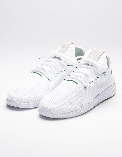 adidas Pharrell tennis human race white/green