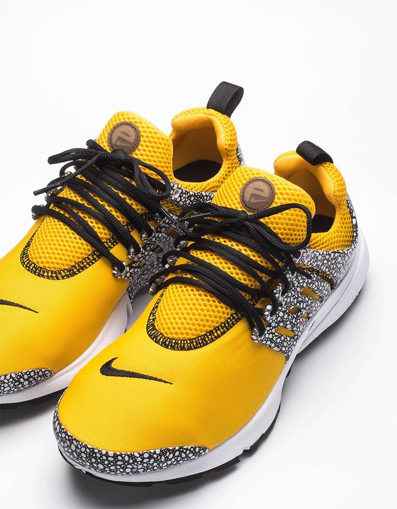Nike air presto QS university gold/black white