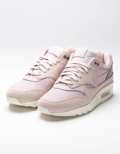 NikeLab Air Max 1 Pinnacle Silt Red/ Pearl Pink