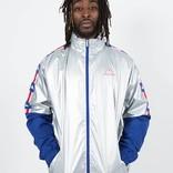 Kappa LA Silver Jacket