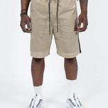 Nike sportswear short khaki/white/black