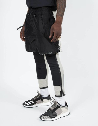 adidas No Stain Leggings Black / Clear Brown