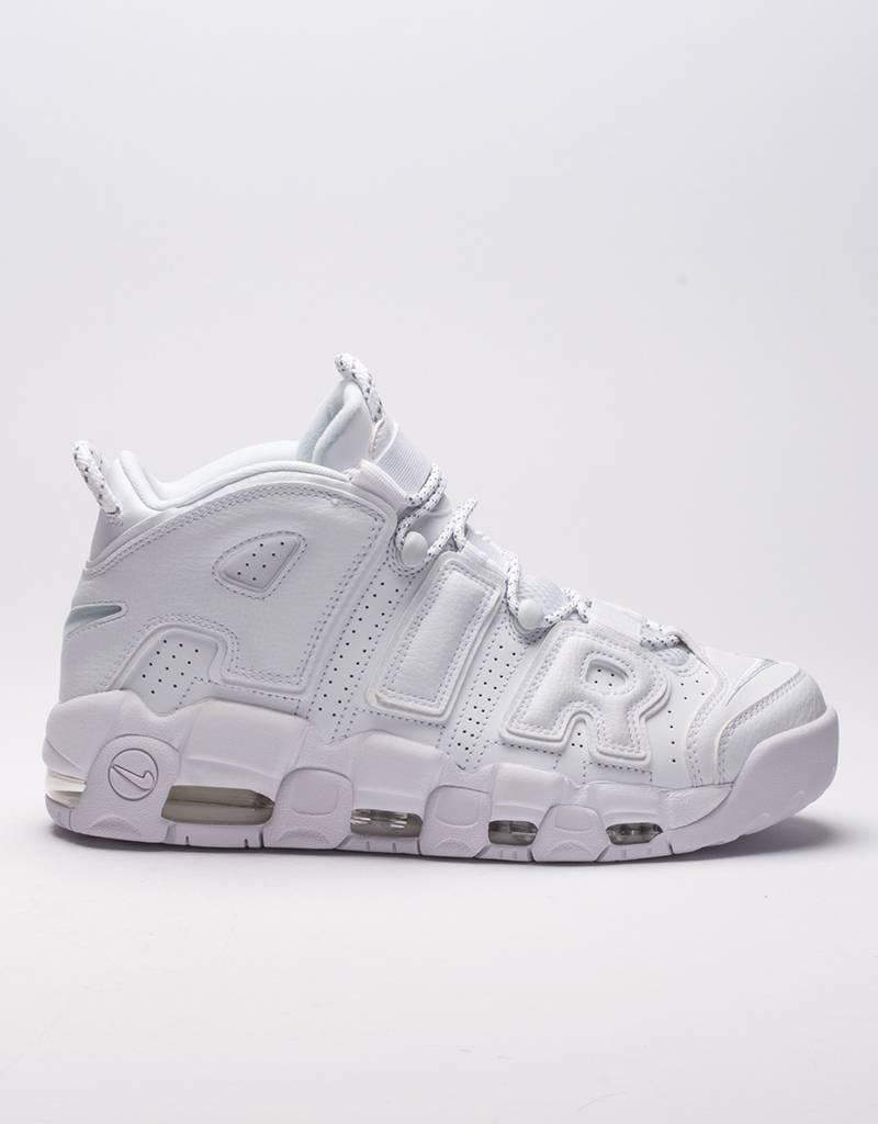 Nike air more uptempo 96 white/white