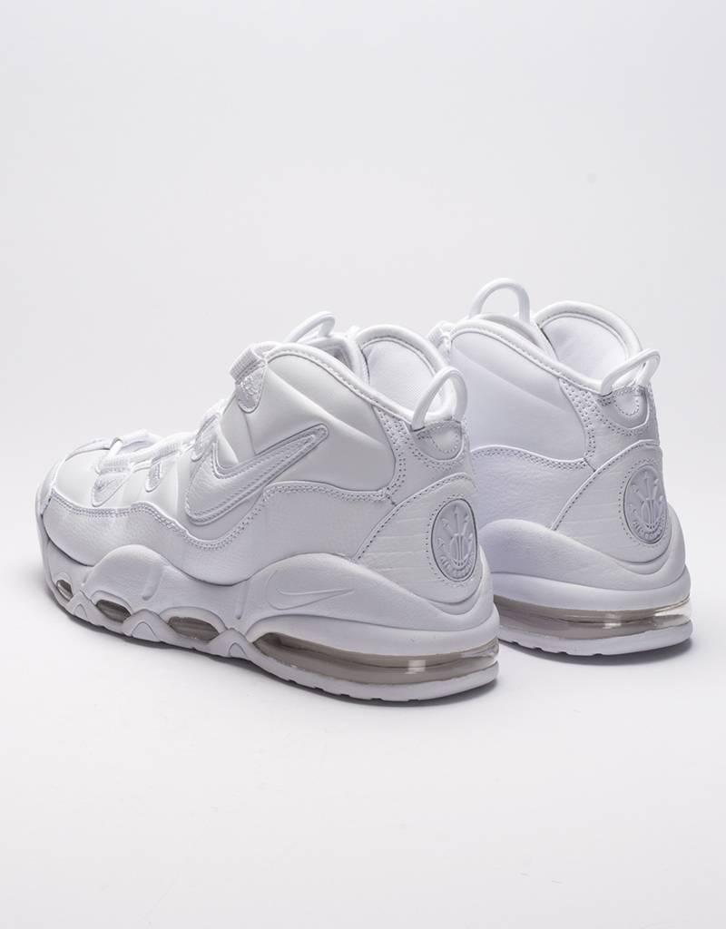 Nike air max uptempo 95 white/white