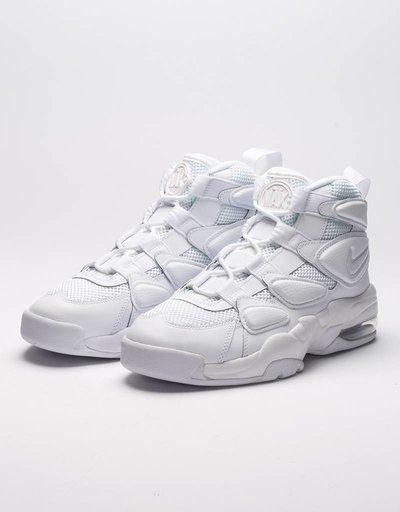 Nike air max uptempo 94 white/white