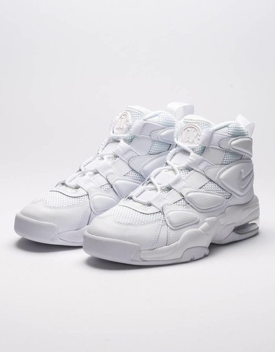 Nike air max2 uptempo 94 white/white
