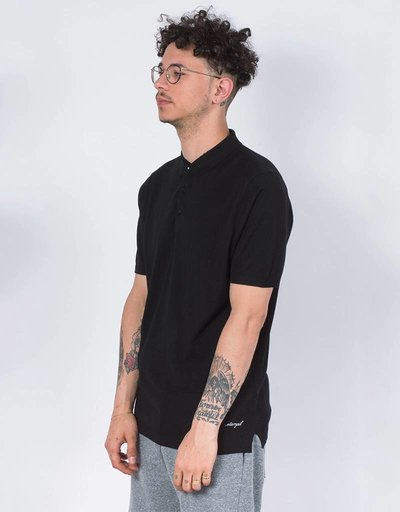 Stampd F U Polo Black