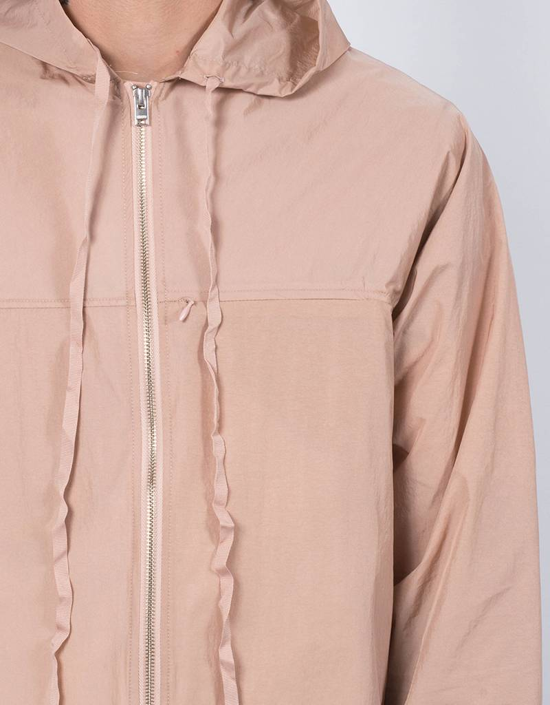 Stampd Packable Nylon Jacket Blush