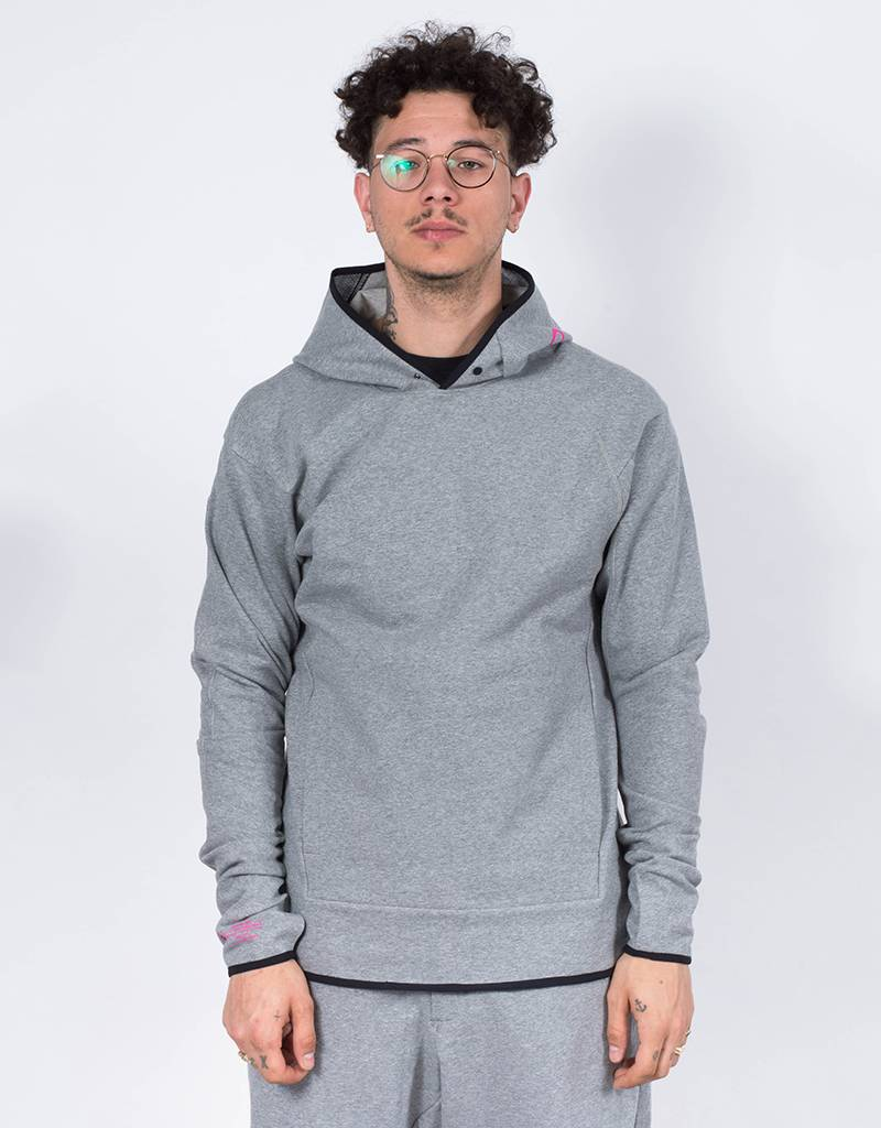 NikeLab ACG Pullover Hoodie Carbon Heather/Cool Grey