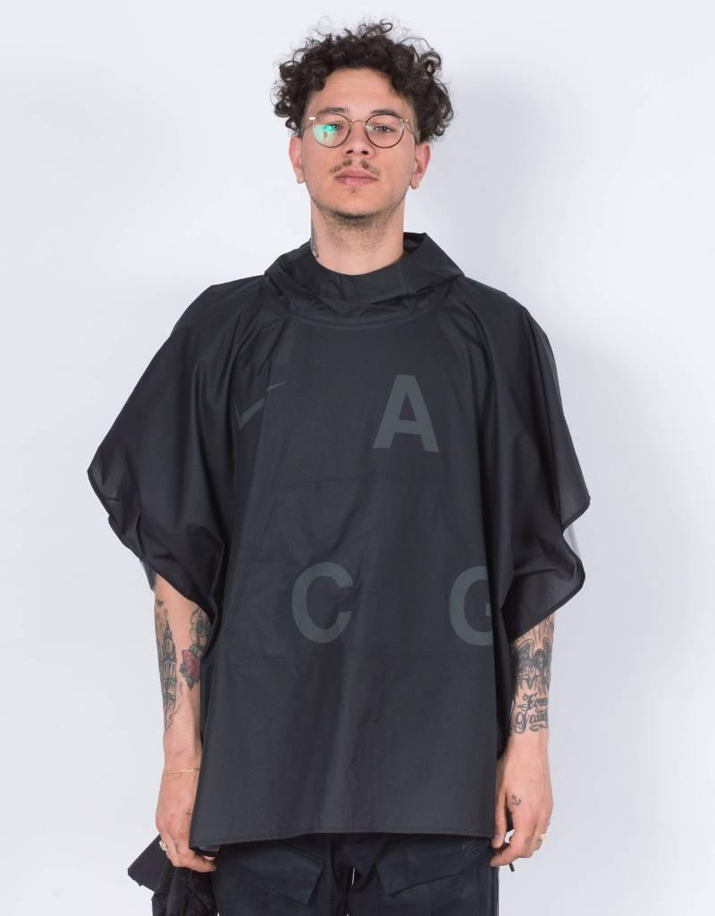 NikeLab ACG Poncho Black