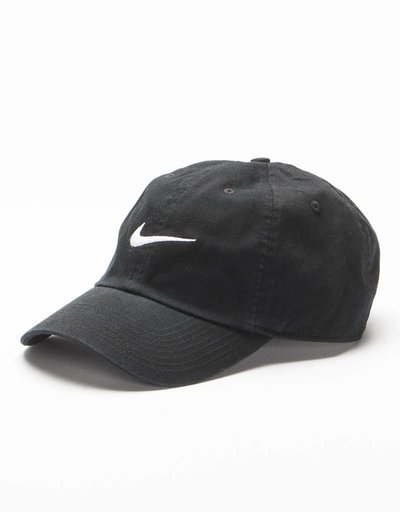 Nike NSW H86 Cap Swoosh Class Black/White