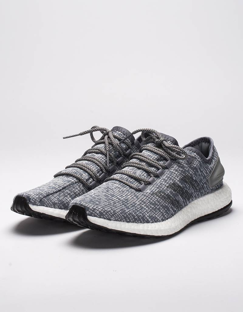 adidas pure boost grey