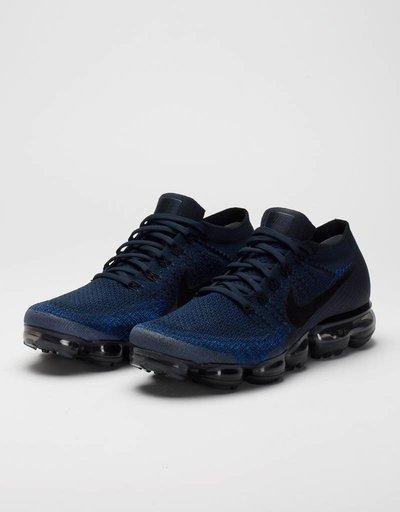 Nike Air Vapormax Flyknit College Navy/Black