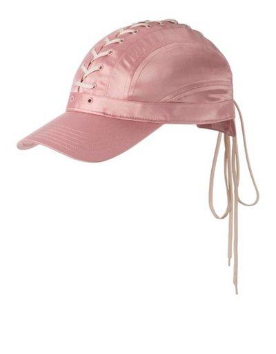 Puma Fenty Lace-Up Cap Silver Pink/Vanilla Ice