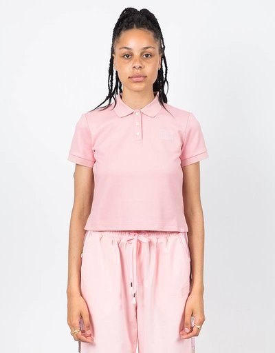 Puma Fenty Baby Polo Cropped Bridal Rose