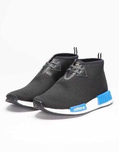 Adidas Consortium X Porter NMD_C1 Core Black