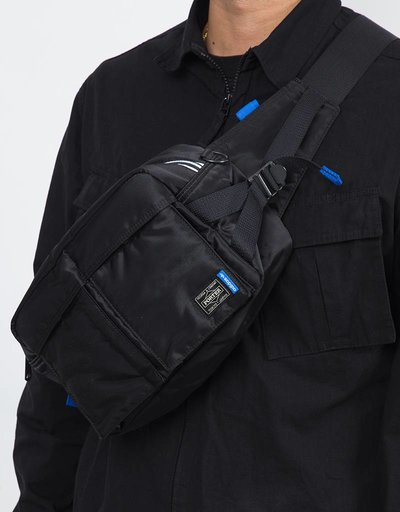 Adidas Consortium X Porter 2 Way Waist/Shoulder Bag