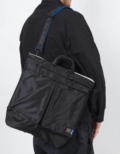 Adidas Consortium X Porter Helmet Bag Black