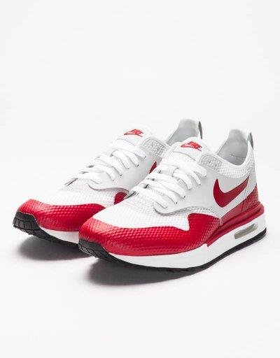 Nike Air Max 1 Royal SE SP White/Gym Red